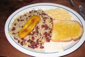 Gastronomía popular de Nicaragua