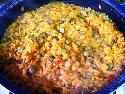 Comida típica de Puerto Rico