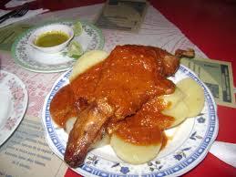 Comida típica de Perú