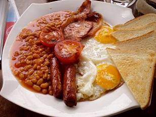 Comida típica de Reino Unido