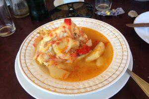 Comida típica de Chile